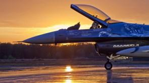 F-16 Morning