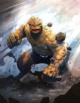 Fantastic Four 642 – The THING by Cheung