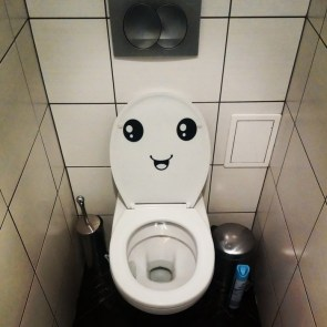Happy Toilet