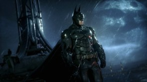 Heavy armor Batman
