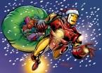 Iron Man Christmas