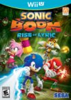 Sonic Boom – Rise fo Lyric