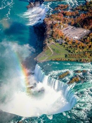 The Falls of America