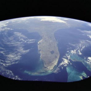 The Florida From The Space