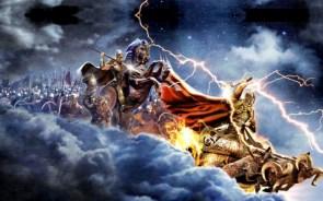 asgards go to war