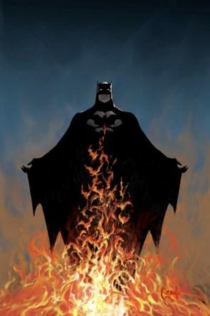 batman is the phoenix