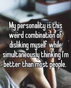 my personality