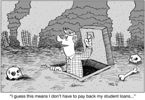 paying back