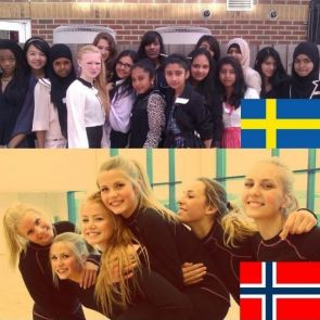 Sweden vs Norway
