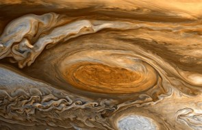 the eye of jupiter
