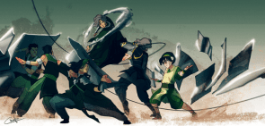 Avatar Family – Earth