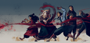 Avatar Family – Fire