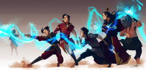 Avatar Family – Water