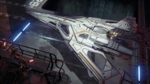 Destiny Jump Ship