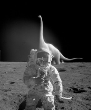 Faked Moon Landing Proof