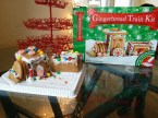 Gingerbread Train Kit