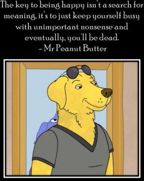 Mr Peanut Butter