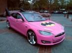 Pink Batmobile