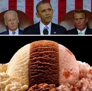 Political Ice Cream