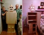 Robot Cabinet