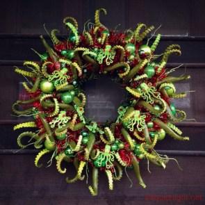 Tentacle Wreath