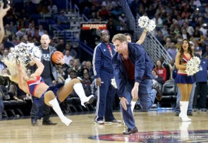 Will Ferrel Attacks Cheerleader