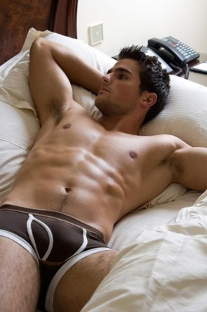 morning in bed