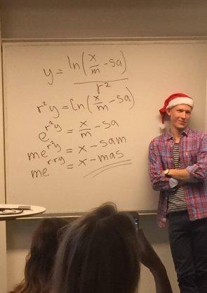 x-mas math