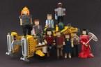 Lego Firefly Mule
