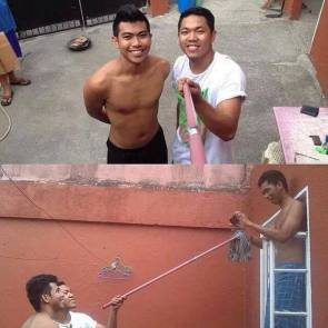 3rd worldSelfie Stick