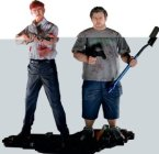6 Inch Shaun of the Dead Action Figure 2Pack