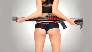 Ass and Gun