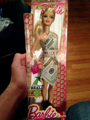 Cash Dress Barbie