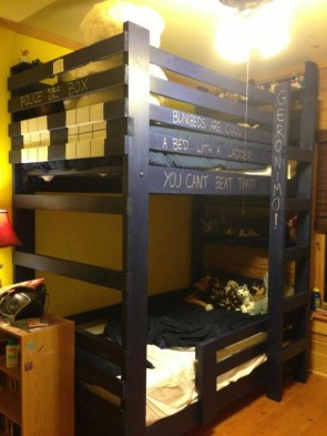 Doctor Who Bunk Bed