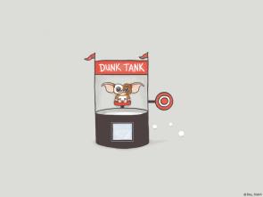 Dunk Tank Wallpaper