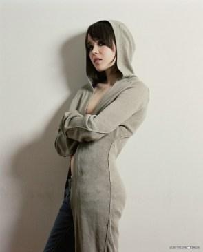 Ellen Page Hoodie