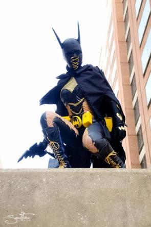 Fushich as Ame-Comi Batgirl