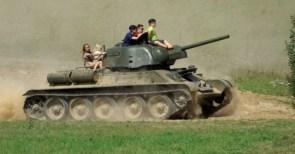 Kiddy Tank