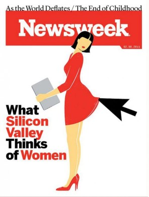 Newsweek Sexy Cover