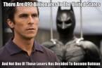 No Batmans