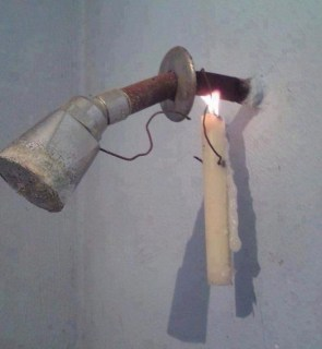 Redneck water heater