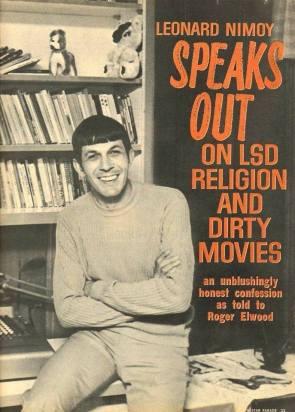 Spock Speaks Out