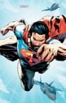 Superman with a beard