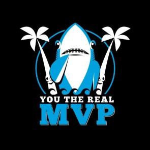 You da real MVP Sharky
