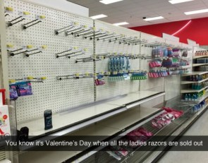 You know it's VD when . . .