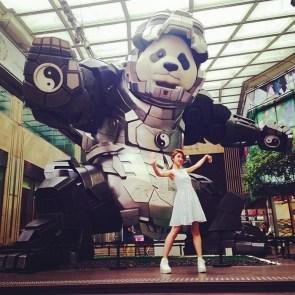 panda robot