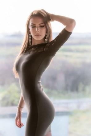 slender dress