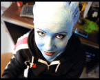 Another cute Asari – Soylent Cosplay_
