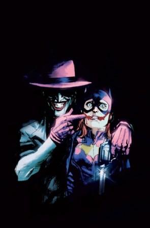 Batgirl 41 Joker Cover
