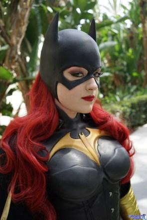 Busty Batgirl by Becca Batgirl